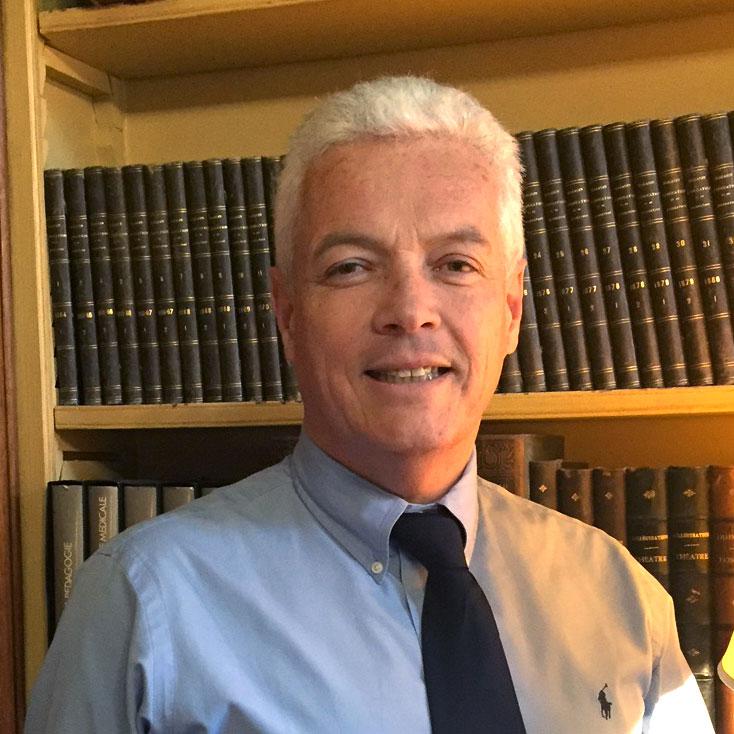 Notre directeur : Benoît Patier