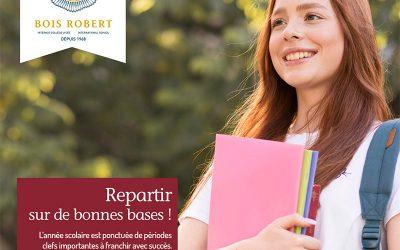 Les vacances apprenantes à Bois Robert !