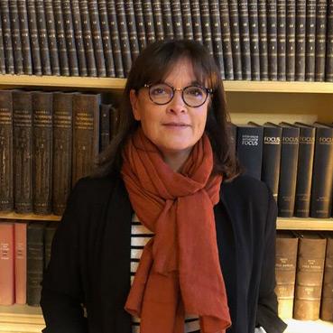Notre directrice : Cécile Patier