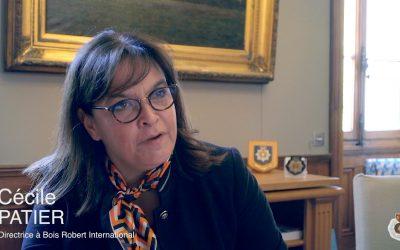 INTERVIEW DE CÉCILE PATIER – DIRECTRICE DE L'INTERNAT BOIS ROBERT
